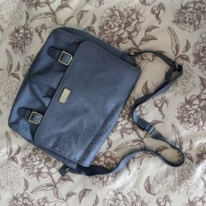 COACH Baby Blue Laptop or Baby Bag